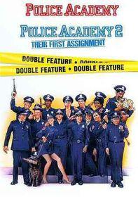 Police Academy/Police Academy 2 - (Region 1 Import DVD)