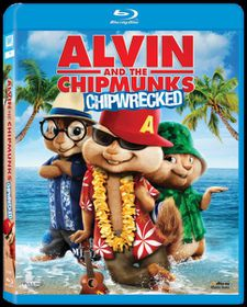 Alvin and the Chipmunks: Chipwrecked (Blu-ray)