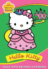 Hello Kitty Becomes a Princess (DVD)