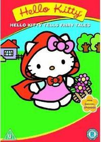 Hello Kitty Tells Fairy Tales (DVD)