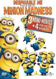 Despicable Me: Minion Madness (DVD)