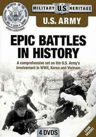Us Army:Epic Battles in History - (Region 1 Import DVD)