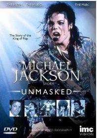 Michael Jackson Unmasked- DVD