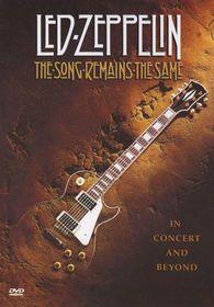 Led Zepplin:Songs Remain The Same (DVD)