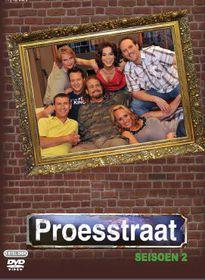 Proesstraat Seisoen 2 (3 Disc DVD)