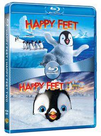 Happy Feet & Happy Feet 1 & 2: Collection (Blu-ray)