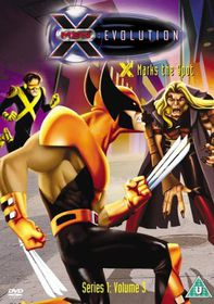 X-Men Evolution: X Marks The Spot (DVD)