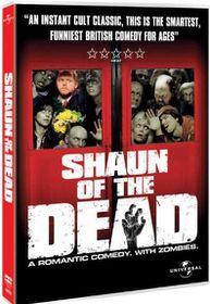 Shaun of the Dead (DVD)