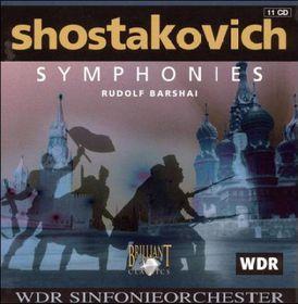 Shostakovich:Complete Symphonies - (Import CD)