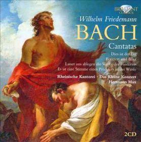 Bach:Cantatas - (Import CD)