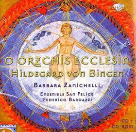 Von Bingen:O Orzchis Ecclesia - (Import CD)