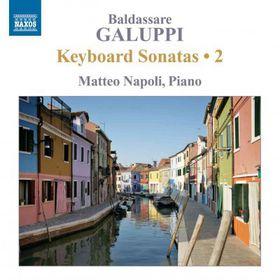 Galuppi: Keyboard Sonatas Vol 2 - Keyboard Sonatas - Vol.2