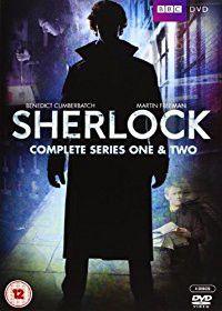 Sherlock - Series 1-2 (DVD)