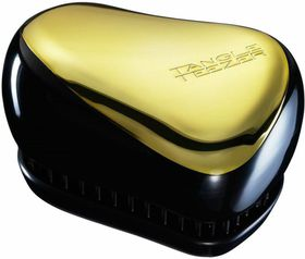 Tangle Teezer  Compact Styler  Black and Gold