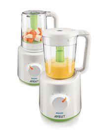 Avent - Wasbi Combined Steamer and Blender