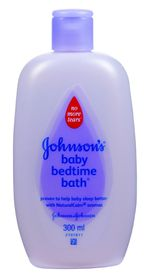 Johnson and Johnson - 300ml Bedtime Bath
