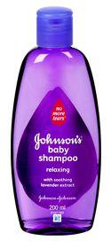 Johnson and Johnson - 200ml Lavender Shampoo