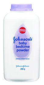 Johnson and Johnson - 200g Lavender Baby Powder