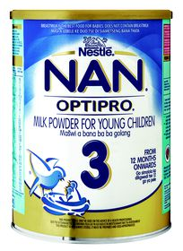 Nestle - Nan Optipro Stage 3 Milk for Young Children - 900g