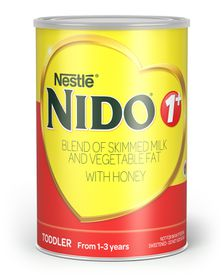 Nestle - Nido Stage 1+ Growing Up Milk - Honey - 1.8kg