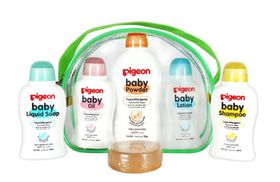 Pigeon - Baby Toiletry Combo Pack