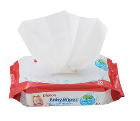 Pigeon - Baby Wipes 30