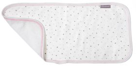 Baby Sense - Burp Cloth - Pink