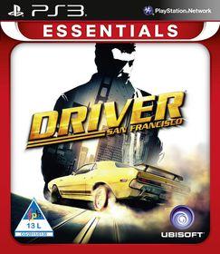 Driver San Francisco (PS3 Essentials)