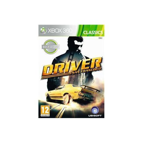 Driver San Francisco Xbox 360 Classics Buy Online In South