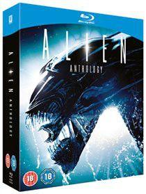 Alien Anthology (Import Blu-ray)