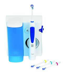 Oral-B Professional Care OxyJet Irrigator powered by BRAUN
