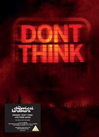 Don't Think - (Region 1 Import DVD)