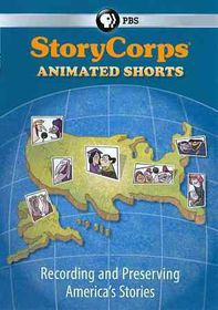 Story Corps:Animated Shorts - (Region 1 Import DVD)