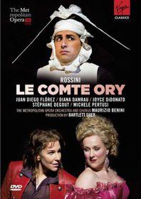 Joyce Didonato/diana Damrau - Le Comte Ory (DVD)