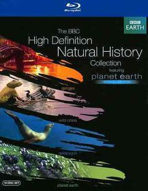 BBC High Def Natural History Coll 1 - (Region A Import Blu-ray Disc)