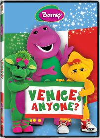 Barney: Venice Anyone? (DVD)