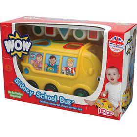 WOW - Sidney School Bus