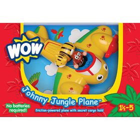 WOW - Johnny Jungle Plane