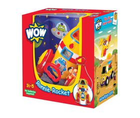 WOW - Ronnie Rocket