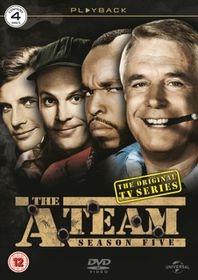 The A-Team: Series 5 (Import DVD)