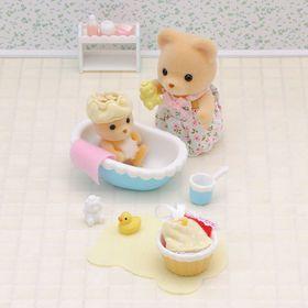 Sylvanian Family - Bathtime for Baby