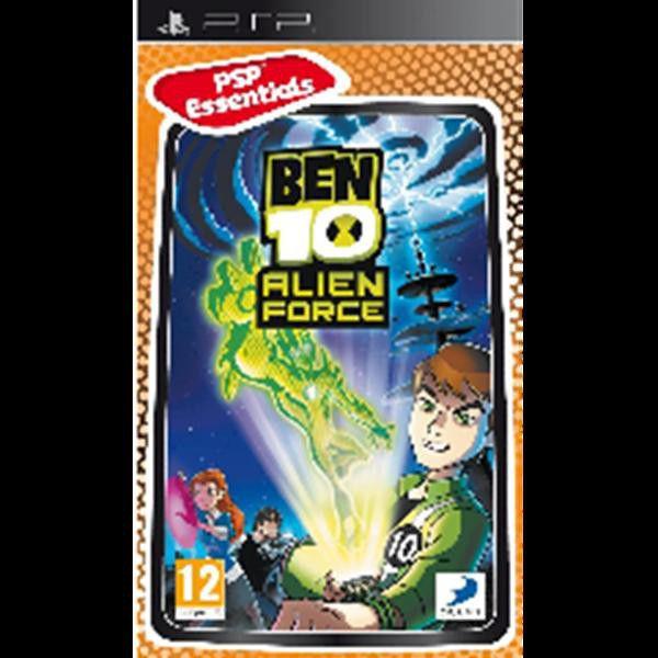 Ben 10 Ultimate Alien Cosmic Destruction PSP Essentials Loading Zoom