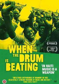 When The Drum is Beating - (Region 1 Import DVD)