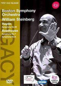 Haydn/Beethoven:Legacy William Steinb - (Region 1 Import DVD)