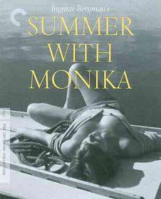Summer with Monika - (Region A Import Blu-ray Disc)