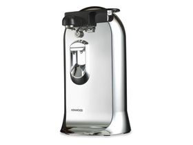 Kenwood - 3-in-1 Can Opener - Chrome