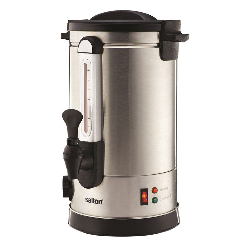 8 Litre Stainless Steel Urn