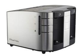 Russell Hobbs - 4 Slice Toaster - Stainless Steel