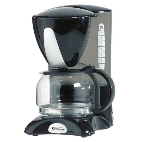 Sunbeam 12 Cup Designer Coffee Maker Black