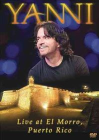 Yanni:Live at El Morro Puerto Rico - (Region 1 Import DVD)
